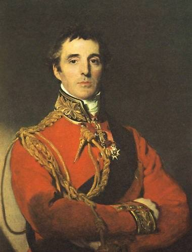 Sir Arthur Wellesley, Duke of Wellington, by Sir Thomas Lawrence, 1814