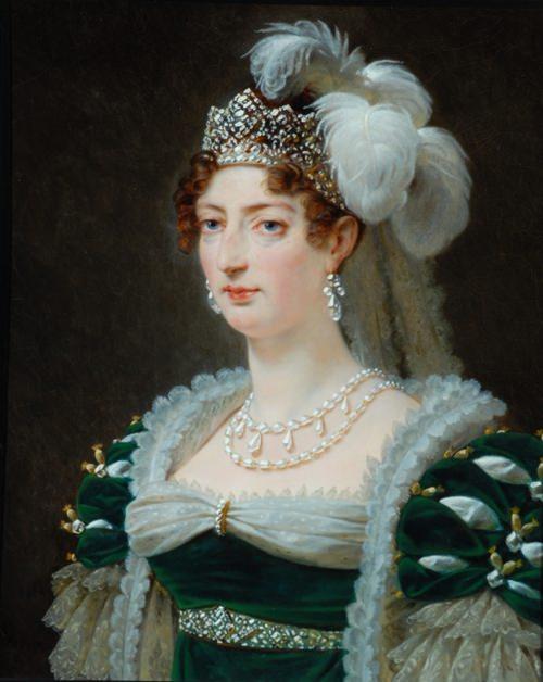 Marie Thérèse, Duchess of Angoulême, by Antoine-Jean Gros, 1817