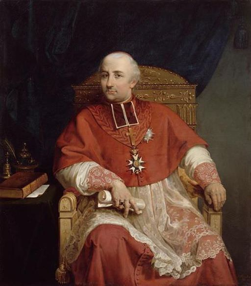 Cardinal Joseph Fesch, Napoleon's Art-Collecting Uncle ...
