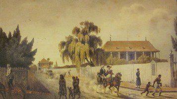 Napoleon & New Orleans in 1821