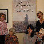 Napoleon in America launched at Historic Joy Kogawa House