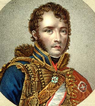 General Charles Lallemand, also known as François Antoine Lallemand