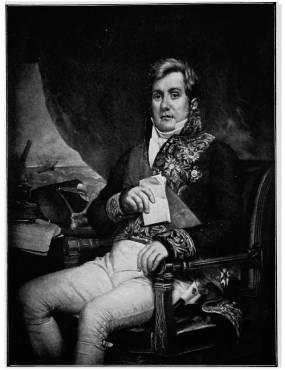 Baron Hyde de Neuville by Paulin Guérin