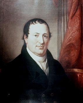 Joseph Bonaparte by Charles Willson Peale, 1820
