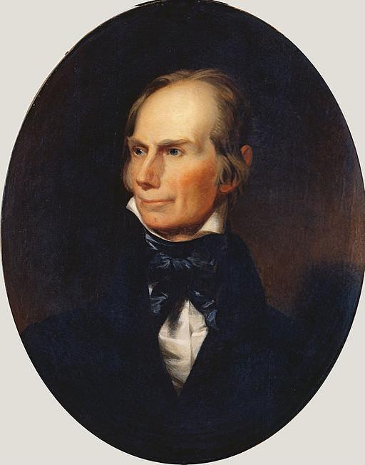 Henry Clay by John Neagle, 1842