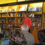 Shannon talks about Napoleon in America in Saskatoon