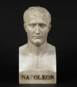Bust of Napoleon by Antoine-Denis Chaudet