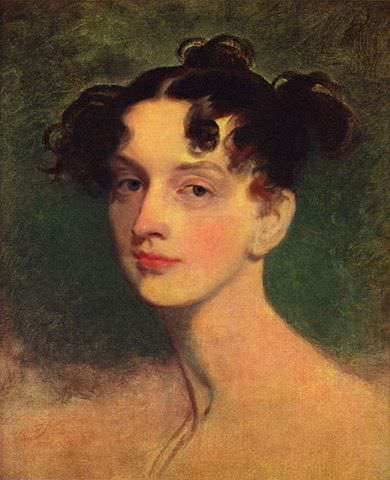 Dorothea Lieven by Sir Thomas Lawrence, circa 1813