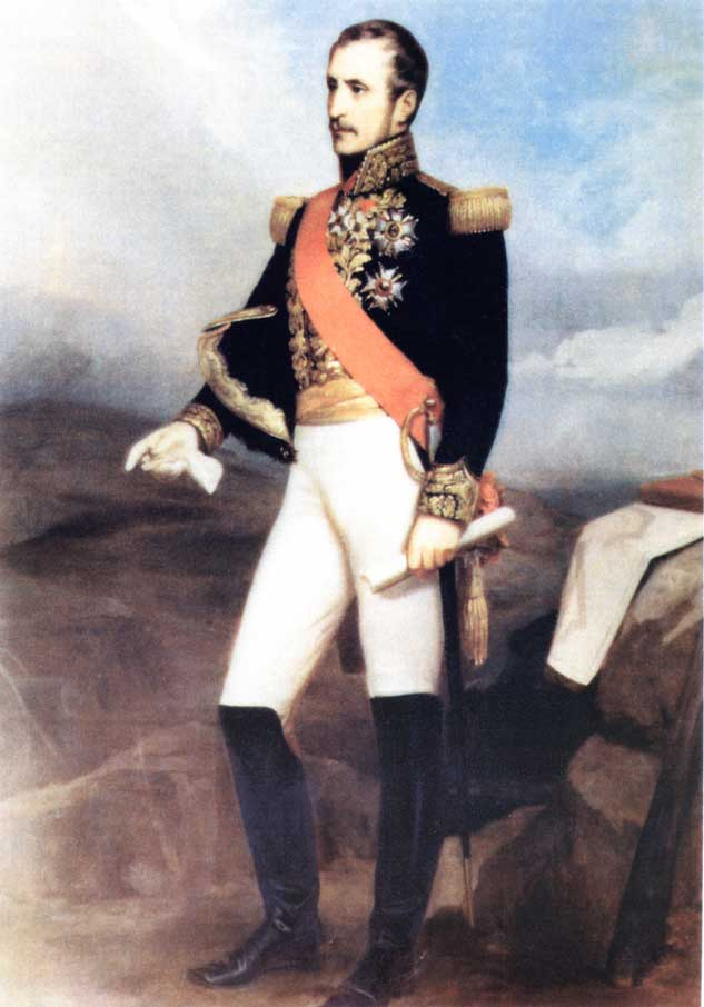General Simon Bernard by Édouard Baille