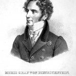 Maurice Dietrichstein, Governor of Napoleon's Son