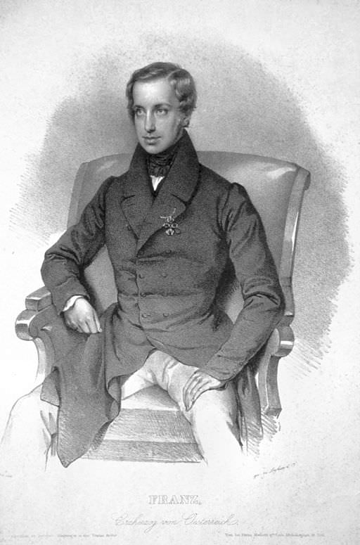 Archduke Franz Karl of Austria, 1827