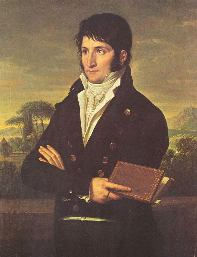 Lucien Bonaparte by François-Xavier Fabre