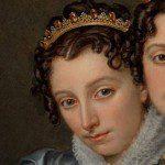 Charlotte Bonaparte, Napoleon's artistic niece