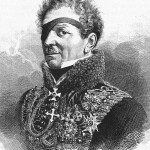 Adam Albert von Neipperg, Lover of Napoleon's wife