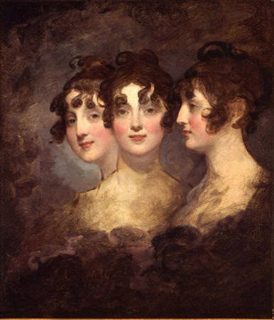 Elizabeth Patterson Bonaparte by Gilbert Stuart, 1804