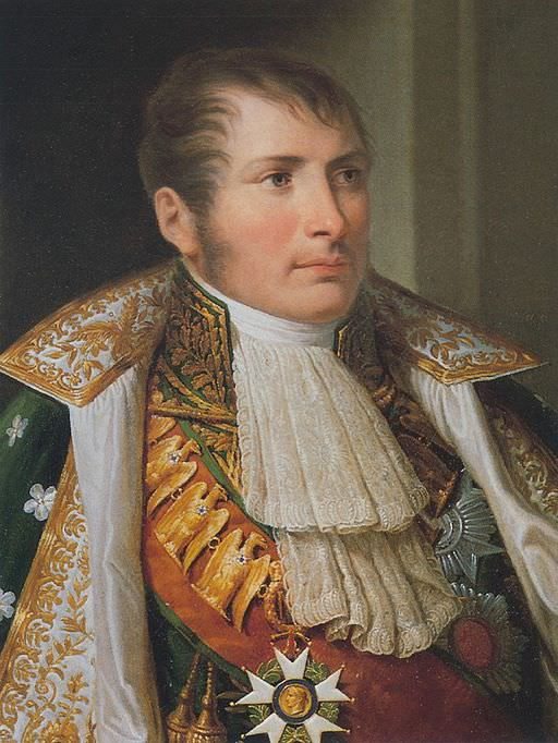 Eugène de Beauharnais by Andrea Appiani, 1809. Eugène was one of Napoleon's children (adopted).