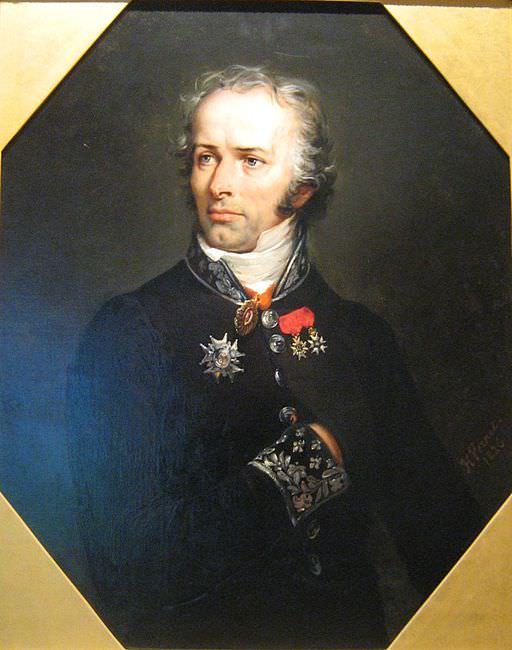 General Maximilien Sébastien Foy by Horace Vernet