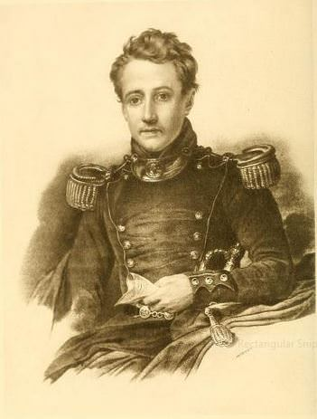 Charles Léon Denuelle, one of Napoleon's illegitimate children