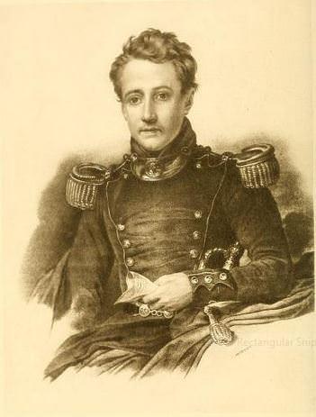 Napoleon's illegitimate son, Charles Léon Denuelle
