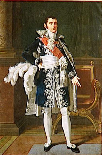 René Savary, Duke of Rovigo by Robert Lefèvre, 1814
