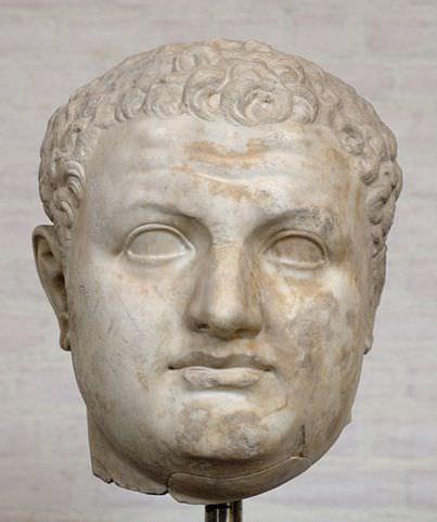 Emperor Titus of Rome