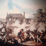 Were there Canadians at the Battle of Waterloo?