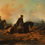 What did Napoleon say about the Battle of Waterloo?