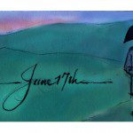 Shannon teams up with June 17th – The Night Before Waterloo film
