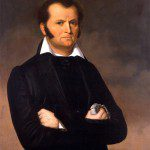 "Jim Bowie before the ""gaudy legend"""