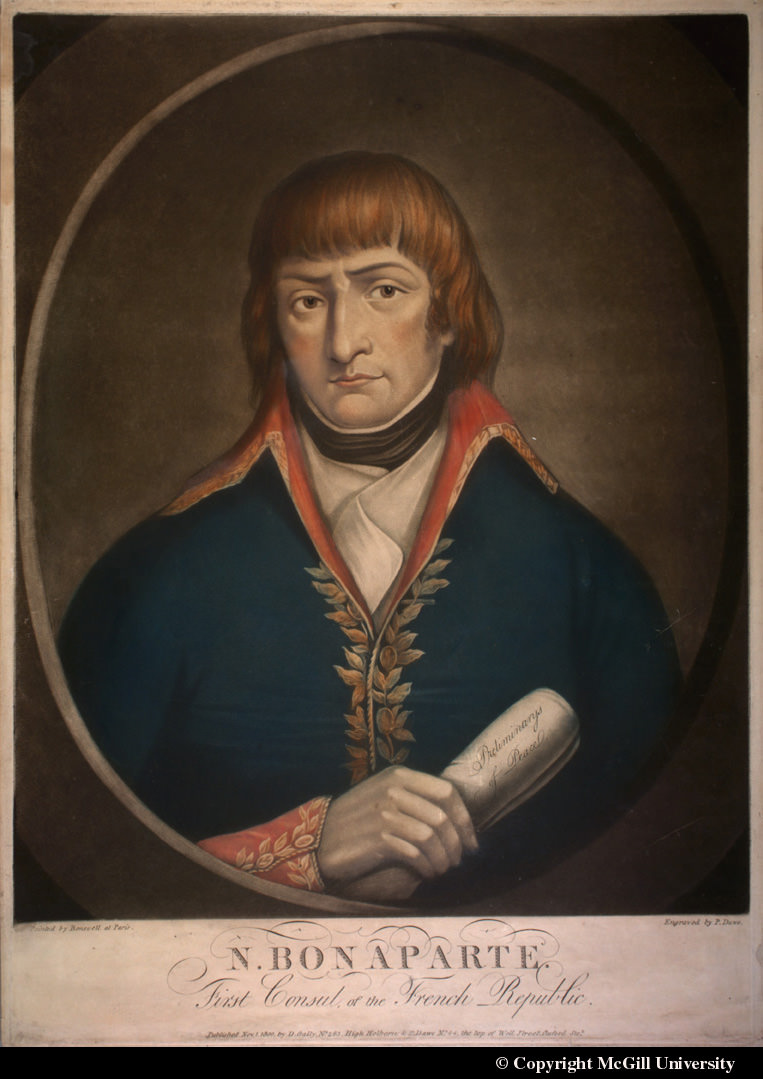 Weird Pictures Of Napoleon