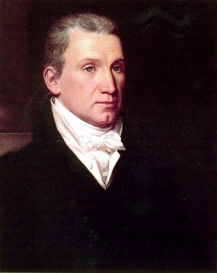 James Monroe by William James Hubbard