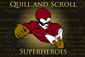 writing superheroes