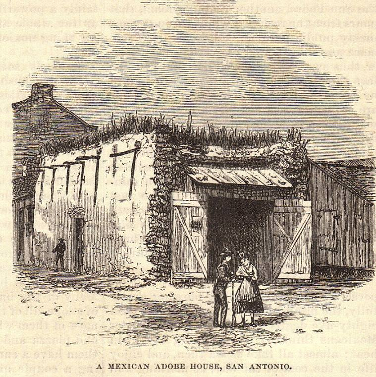 Early San Antonio, where José Félix Trespalacios was governor