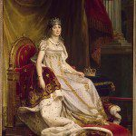 What did Napoleon's wives think of each other?