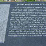Texas Pioneer Josiah Hughes Bell
