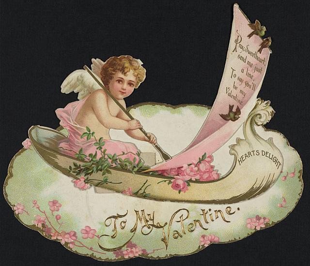 19th Century Valentine