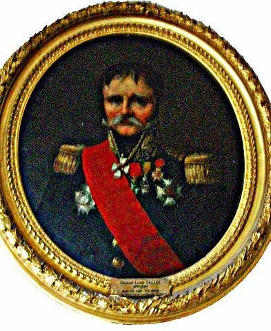Louis Vallin (portrait in the city hall of Châlons-en-Champagne)