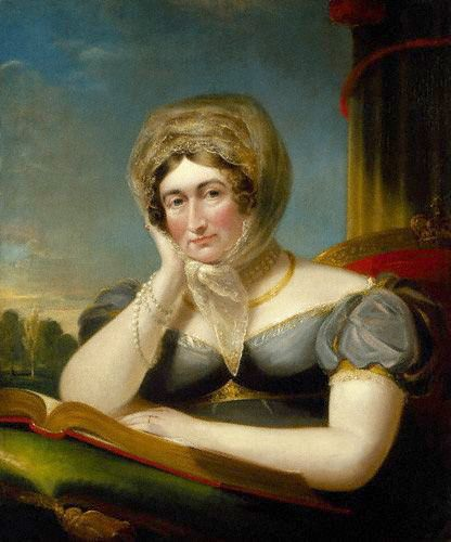 Princess Caroline of Brunswick by James Lonsdale, 1820
