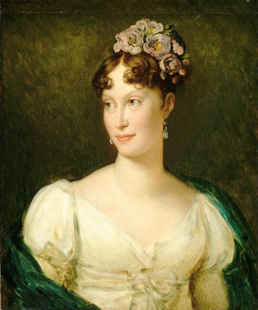 Marie Louise of Austria by François Gérard