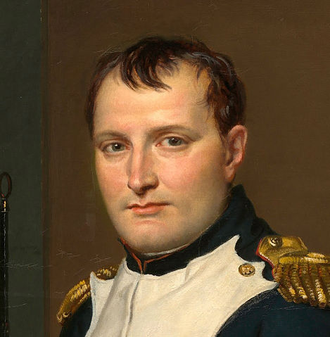 Napoleon Bonaparte, interviewed by Shannon Selin for History Imagined