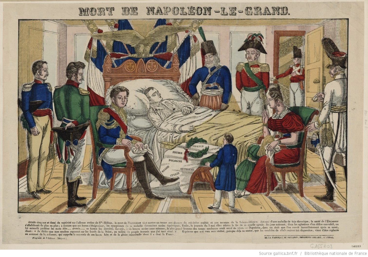 historical inquiry on napoleon essay