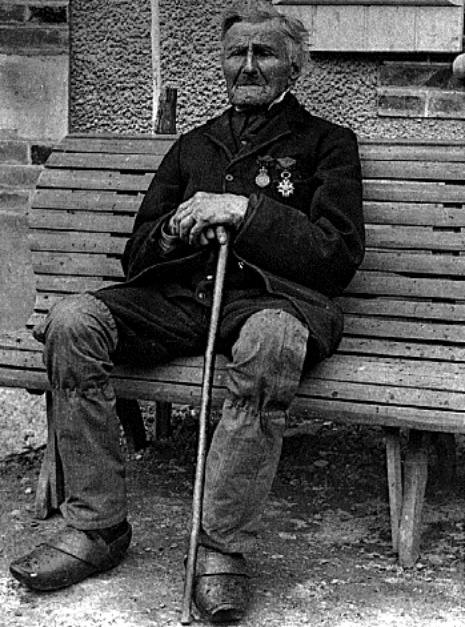 Louis-Victor Baillot, the last surviving veteran of the Battle of Waterloo, died in 1898 at the age of 104