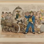Caricatures of Napoleon on St. Helena