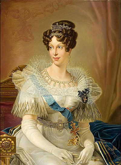 Marie Louise, Duchess of Parma by Isacco Gioacchino Levi