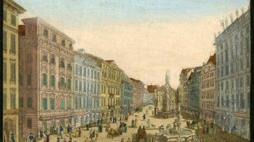 Dangers of Walking in Vienna in the 1820s