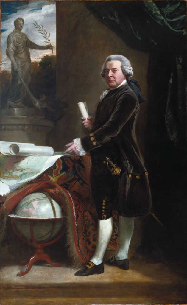 John Adams by John Singleton Copley, 1783, Harvard University Portrait Collection, Bequest of Ward Nicholas Boylston to Harvard College, 1828