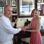 Shannon becomes a Fellow of the International Napoleonic Society