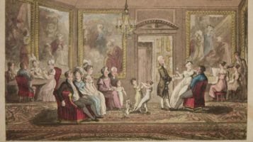 How to Throw a Party in Regency London