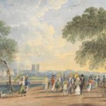 How to Spend Summer in London in the early 19th century