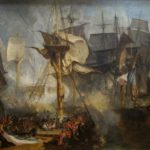 The Scene at Cádiz after the Battle of Trafalgar